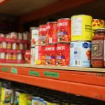 2016 Syncrude Food Bank Drive in support of the Wood Buffalo Food Bank Association