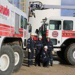 Syncrude Fire Team