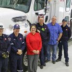 New fire truck arrives at Syncrude ready to meet demands of oil sands operations